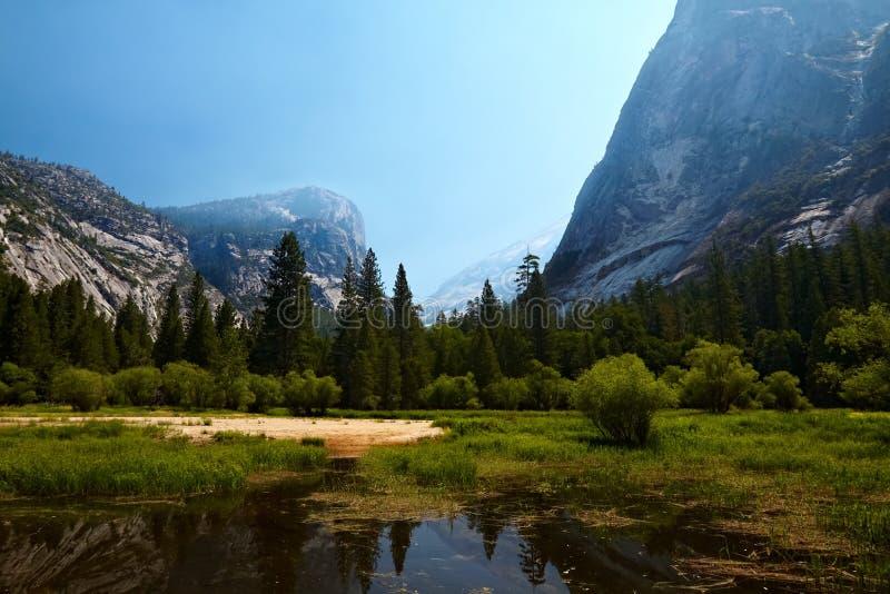 Yosemite Valley stock photos