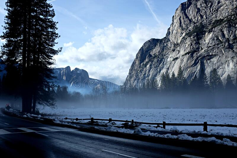 Yosemite Valley Free Public Domain Cc0 Image
