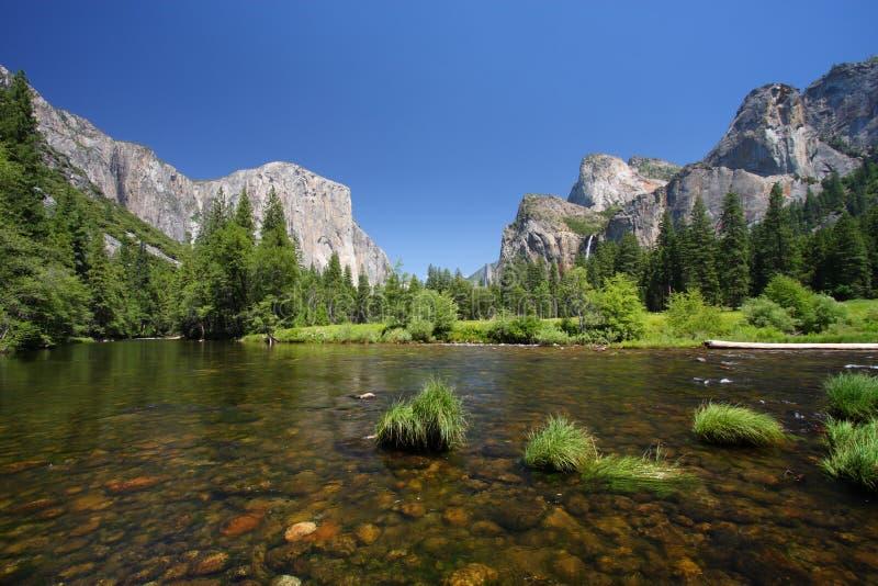 Yosemite, Vereinigte Staaten lizenzfreie stockfotos