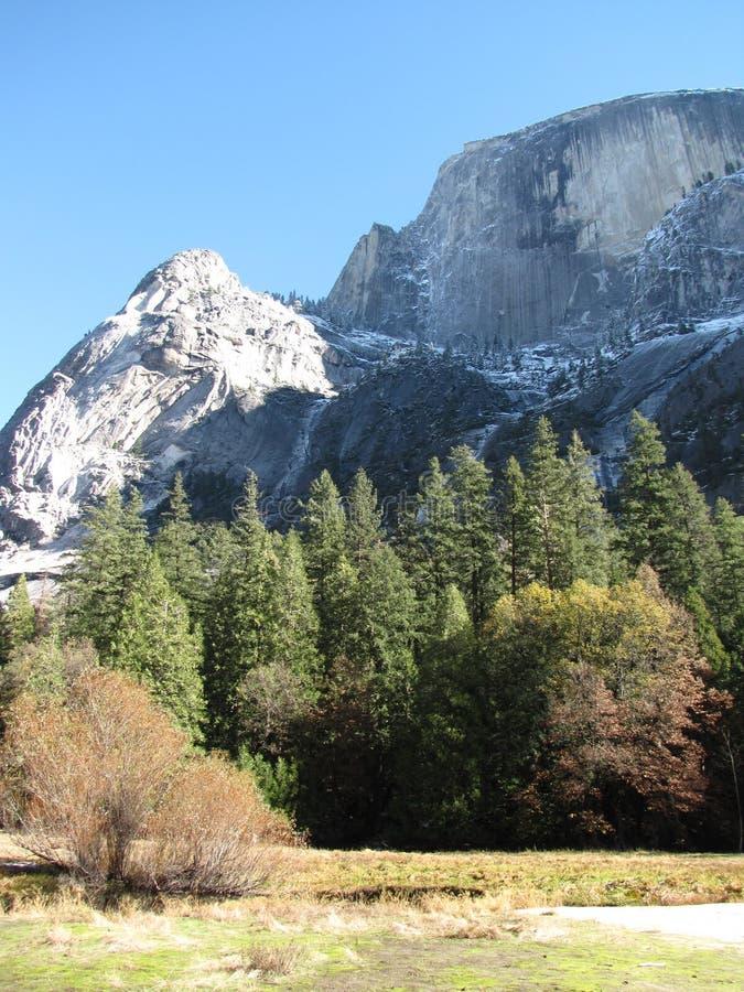 Yosemite w spadku 2 obraz royalty free