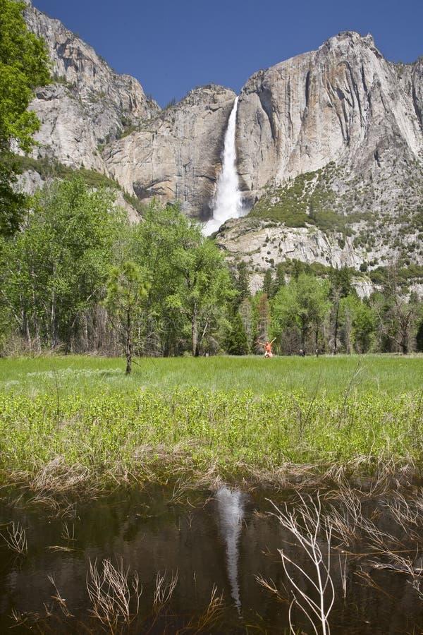Yosemite1 lizenzfreies stockbild