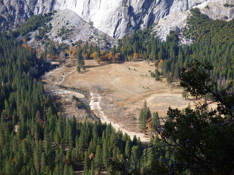 Yosemitie fotografia de stock