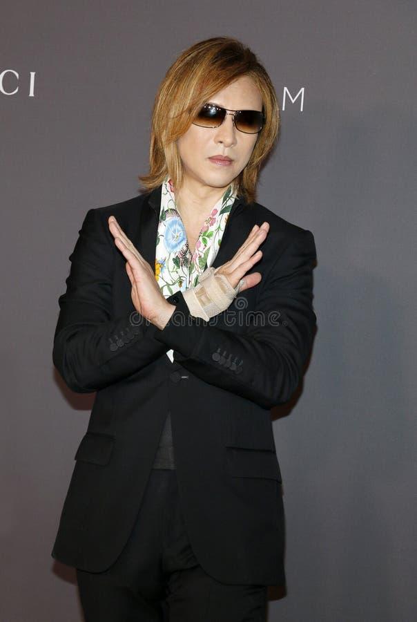 Yoshiki imágenes de archivo libres de regalías