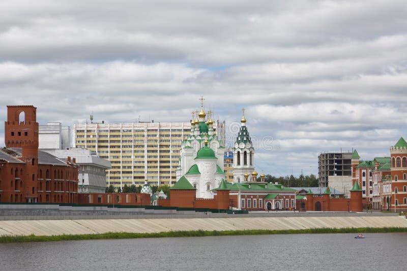 Yoshkar-Ola, Russia stock photo