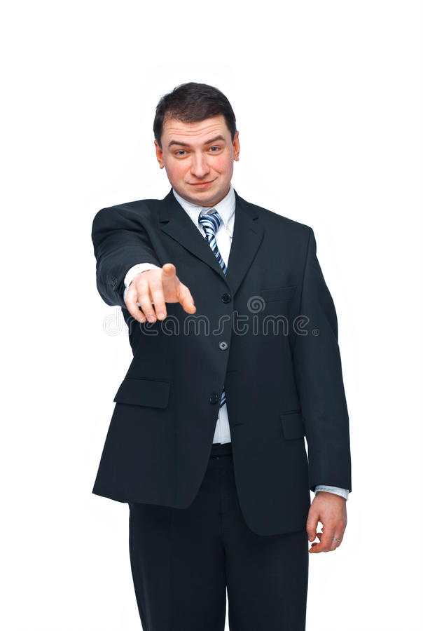 Download You! stock image. Image of finger, pointing, suit, recruitment - 13355793
