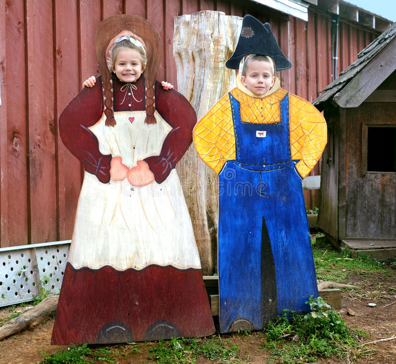 You been Farming Long royalty free stock photo
