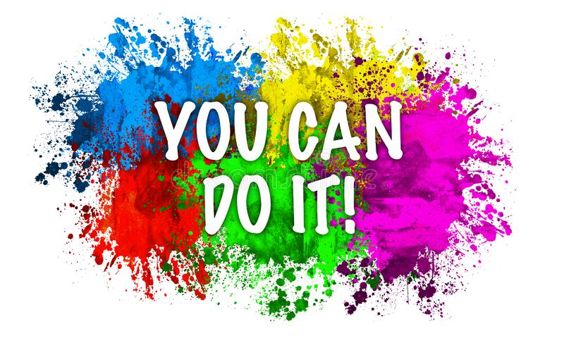 You can do it stock illustration