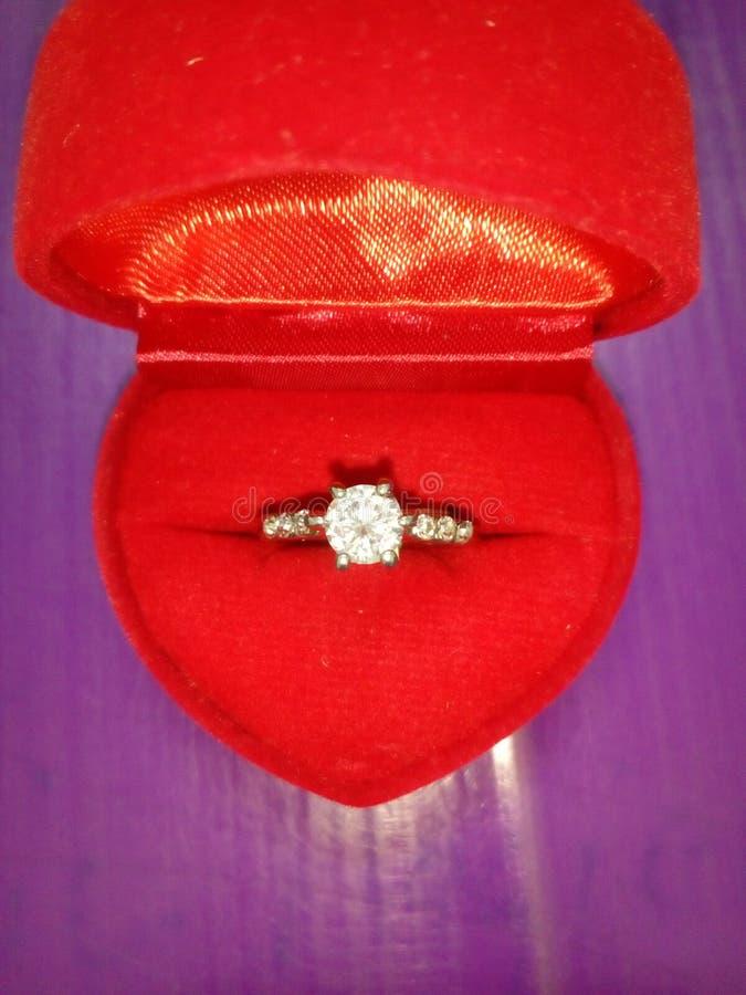 Wedding ring. royalty free stock photo