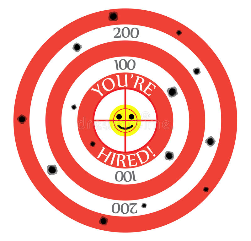 You Are Hired Target Employment Job Hunting