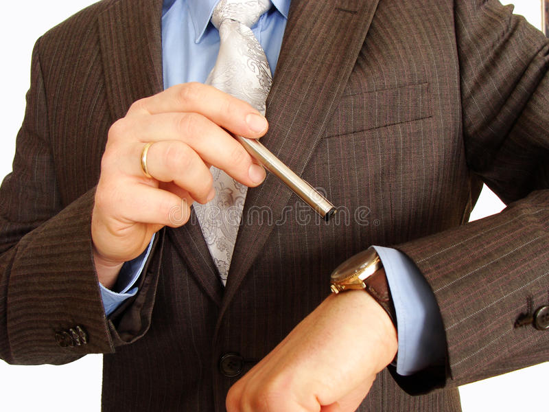 Download You late again stock photo. Image of business, hand, human - 13802544