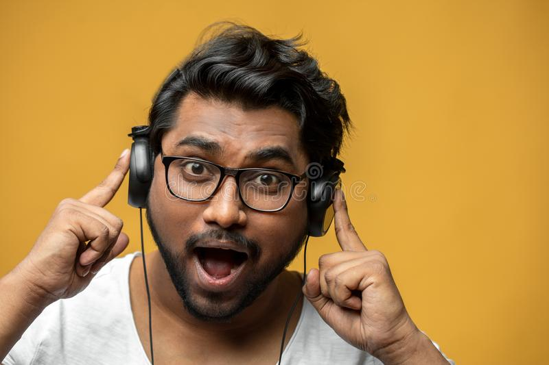 When you listen to top music stock photography