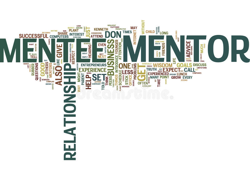 Are You Mentor Material Word Cloud Concept. Are You Mentor Material Text Background Word Cloud Concept stock photo