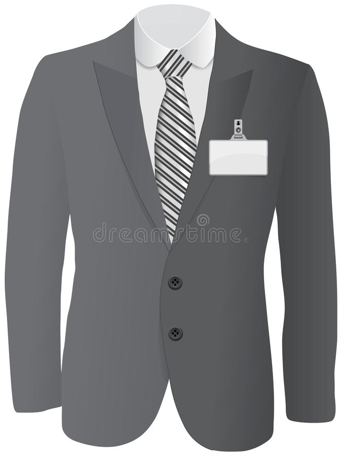 Download You personal manager stock vector. Image of clothing - 13721924