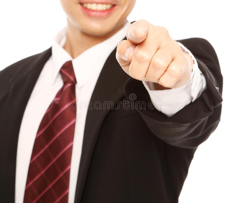 Download You're The One stock photo. Image of signal, finger, hand - 28914024
