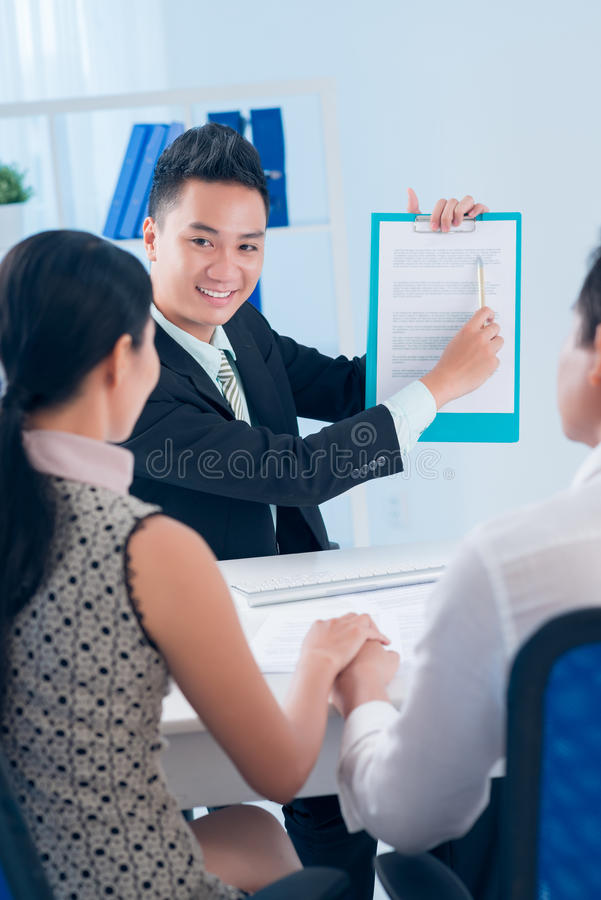 Download You are to sign there stock photo. Image of expert, male - 34320066