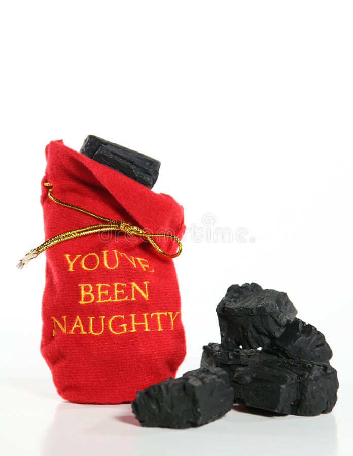 Free You Ve Been Naughty (Vertical) Stock Photography - 3740232