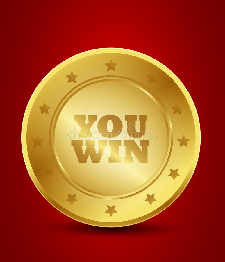 Download You Win Medal Stock Photos - Image: 30682953