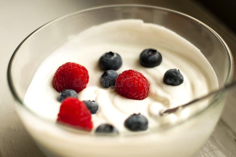Yougurt foto de stock