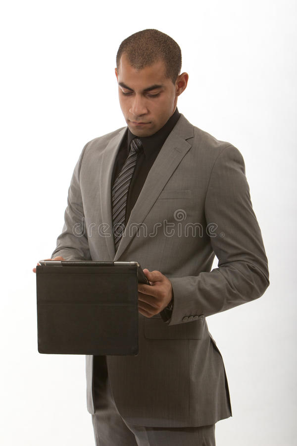 Download Young African American Black Businessman Stock Image - Image: 28493621