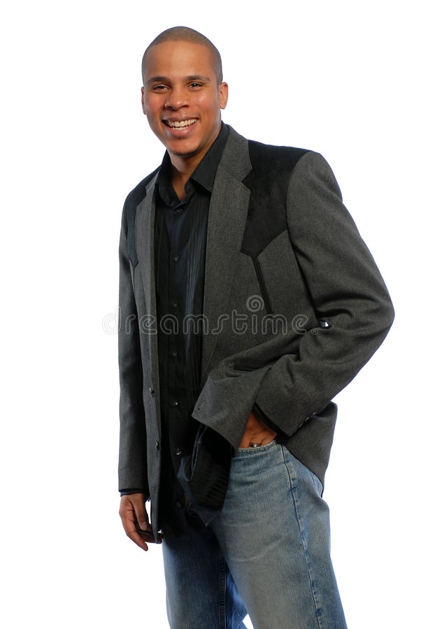 Download Young African American Male Stock Photo - Image: 6574630