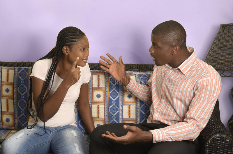 59 Black Couple Quarrelling Photos - Free & Royalty-Free Stock ...