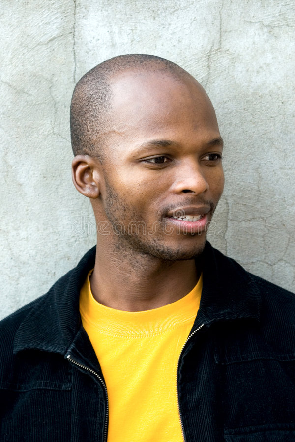 Free Young African Man Stock Photo - 994920