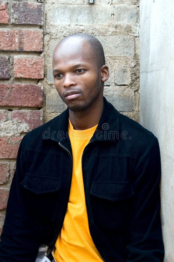 Free Young African Man Stock Photo - 996050