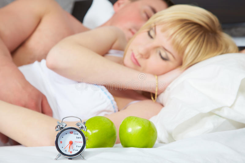 Download Young amorous couple stock image. Image of alarm, relaxation - 19557365