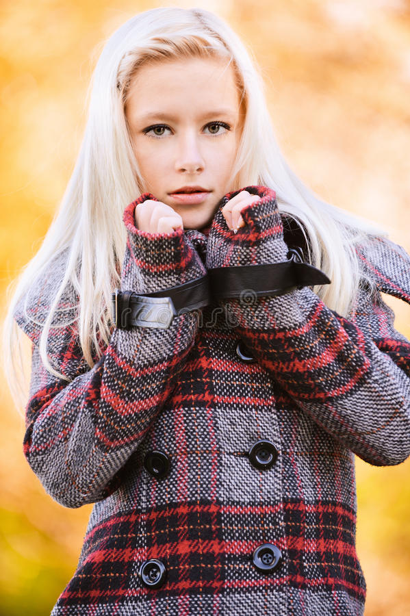 Download Young Appealing Blond Woman At Stock Photo - Image: 20358582