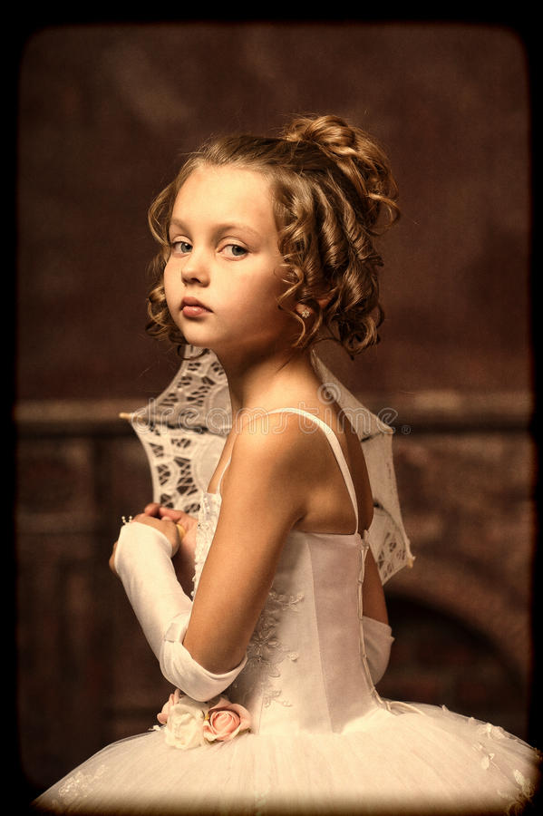 Young aristocrat royalty free stock image