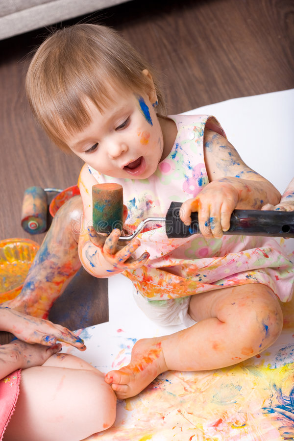 Free Young Artist Stock Images - 4474484