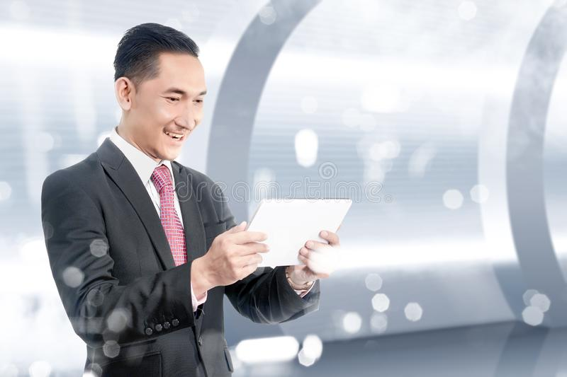 Future technology concept stock images