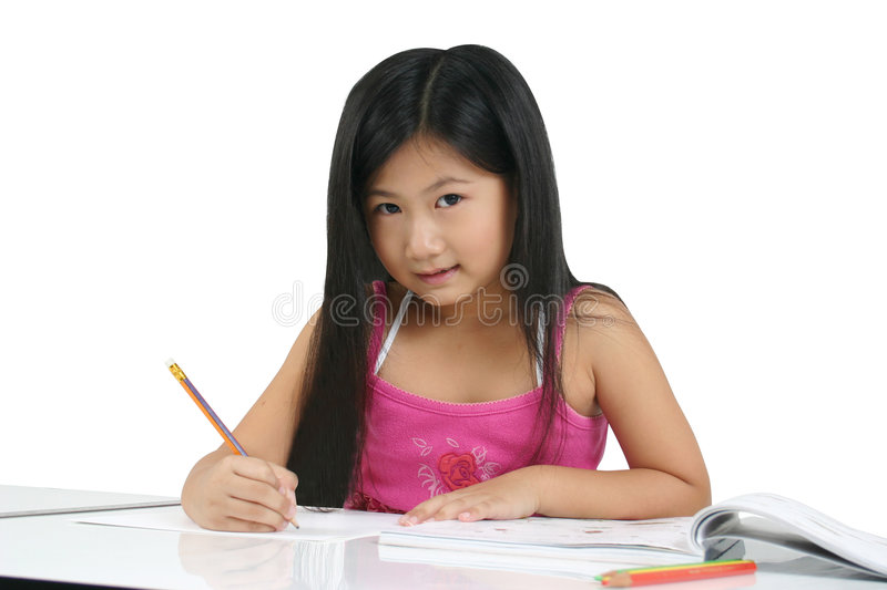 Young asian child 008 royalty free stock images