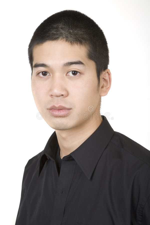 Young asian male 1 royalty free stock images