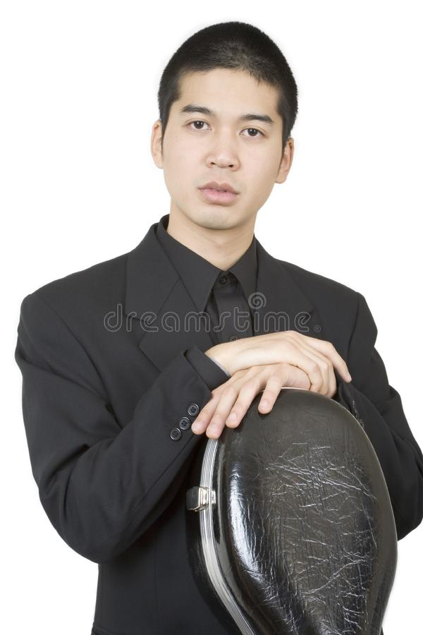 Young asian male 9 royalty free stock image