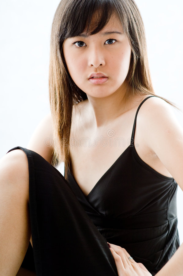 Young Asian Model Stock Images