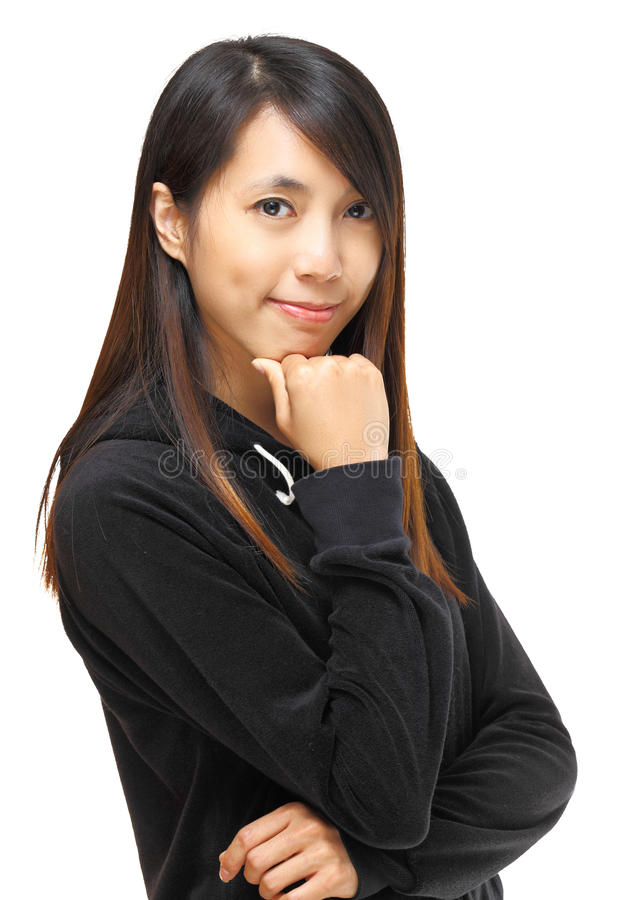 Download Young asian woman stock image. Image of casual, ethnicity - 30312201
