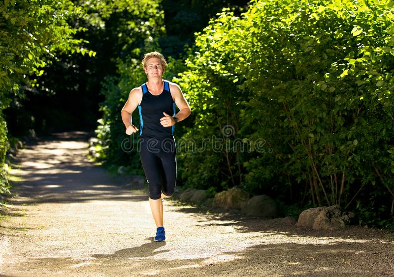 Download Young Athlete Running stock photo. Image of training - 26801560