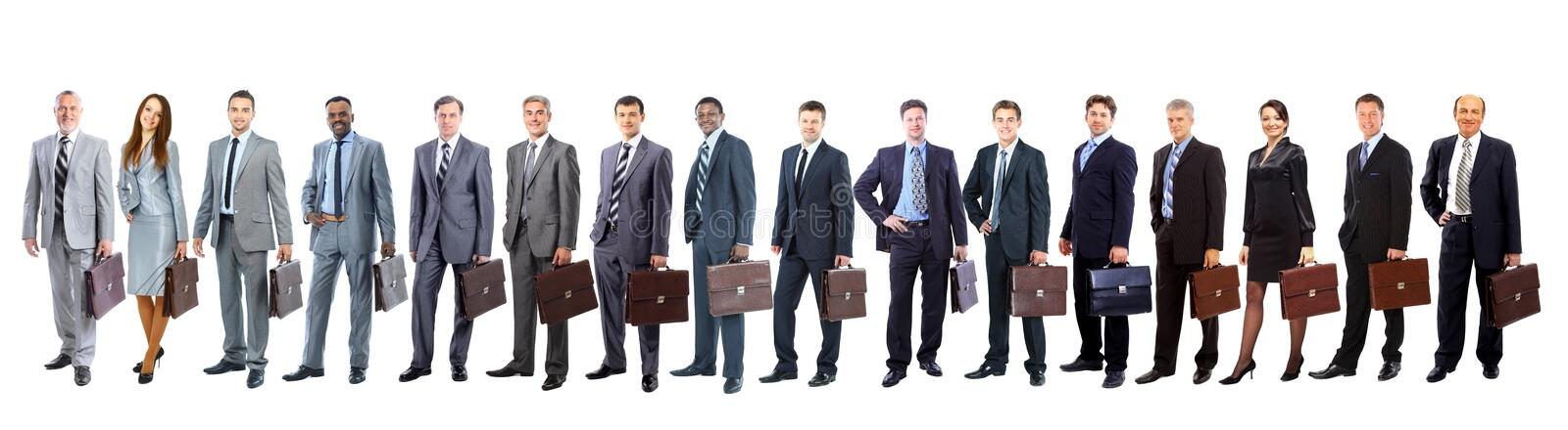 Download Young Attractive Business People Stock Image - Image: 33044567
