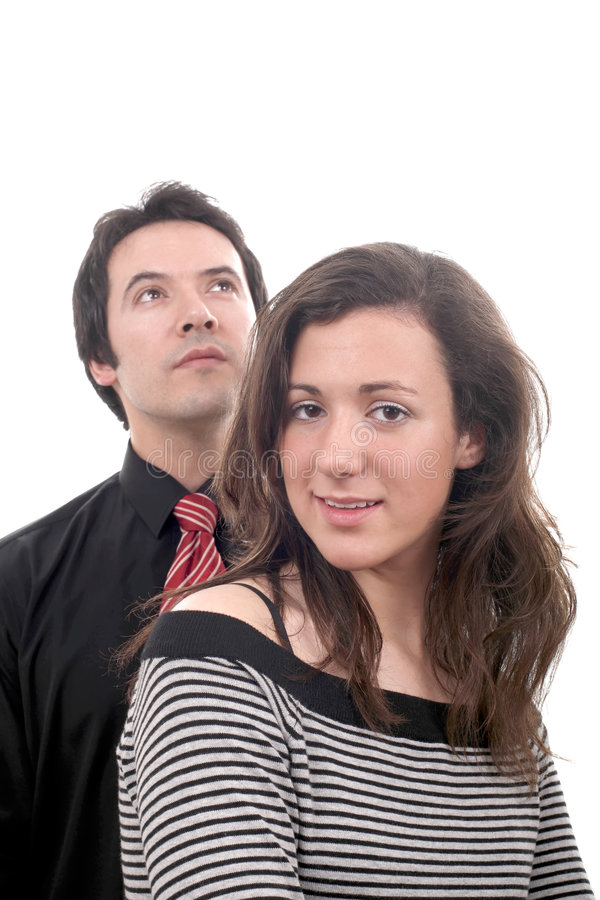 Download Young attractive couple stock image. Image of attractive - 2542653