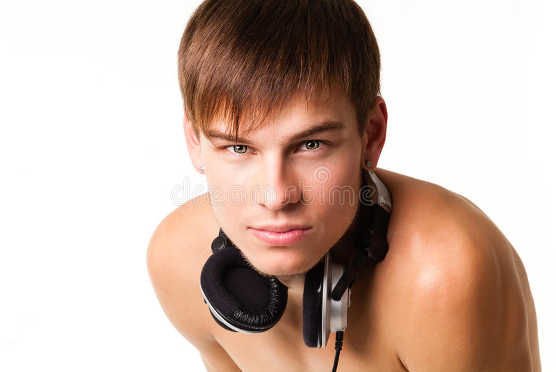 Download Young attractive man stock photo. Image of young, beautiful - 25655316
