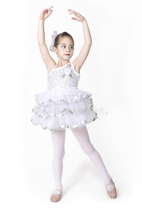 Young Ballet Dance student stock images