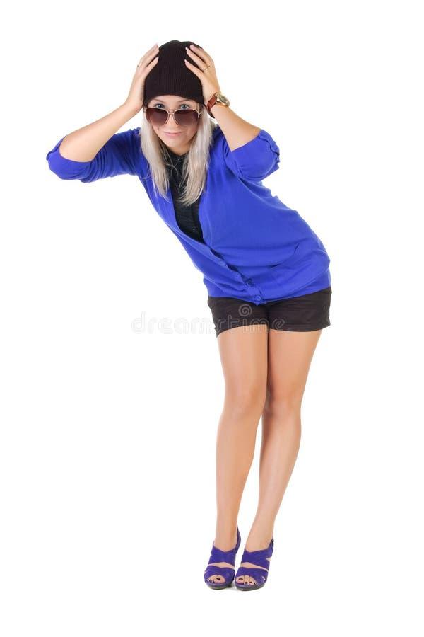 Download Young beautiful blonde. stock photo. Image of beautiful - 11342176