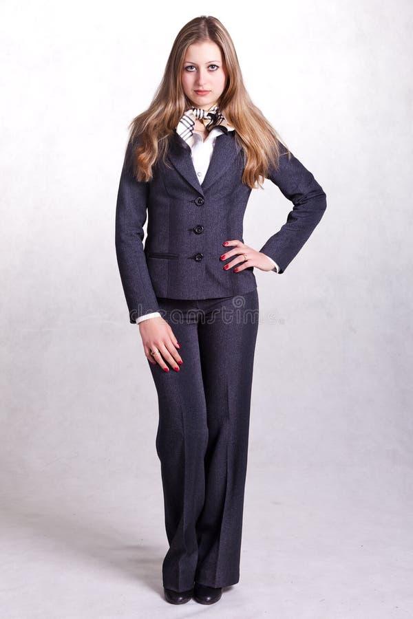 Free Young Beautiful Businesswoman Stock Image - 19103671