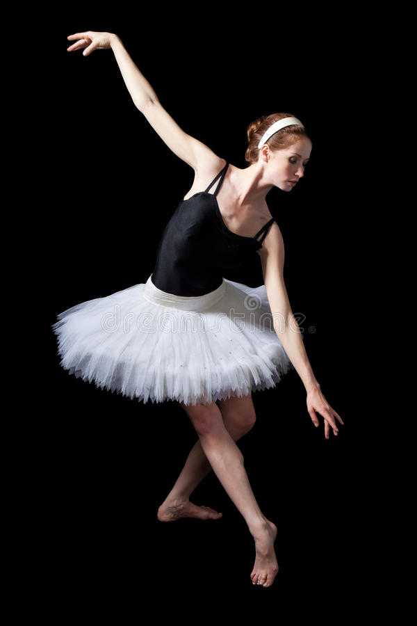 Download Young Beautiful Dancer Posing On A Studio Stock Image - Image: 25912327
