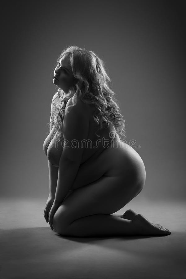 black Photographs nude models of