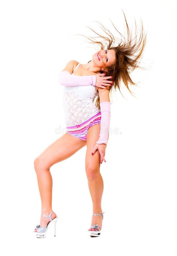 Download Young Beautiful Woman Posing Stock Photo - Image: 22437328