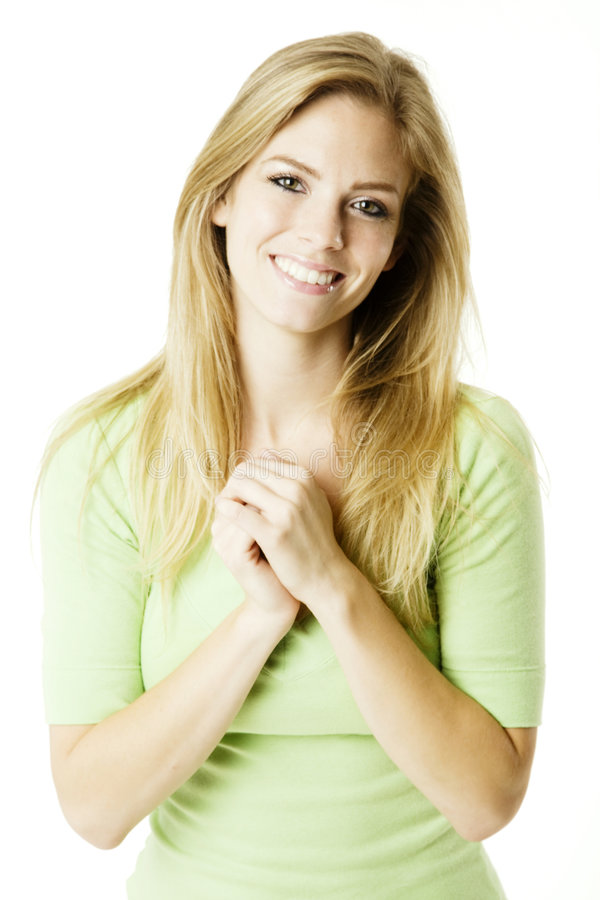 Download Young Beauty stock photo. Image of green, female, woman - 6256480