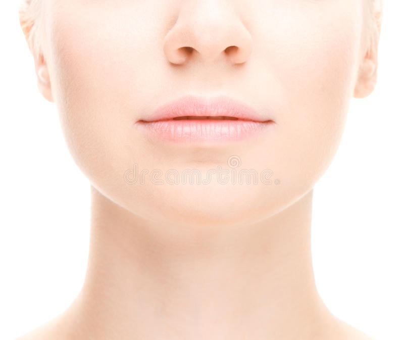 Young beauty woman stock image