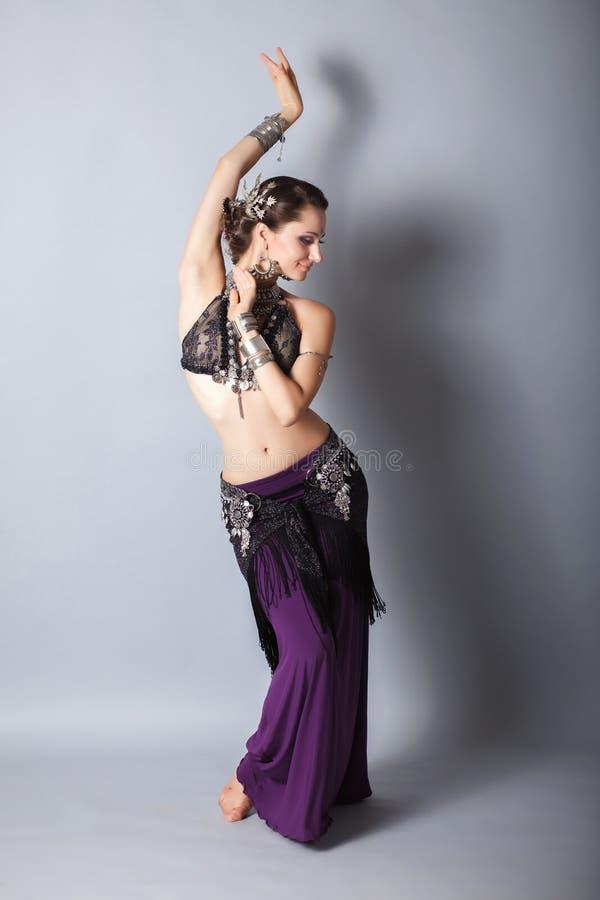 Download Young Beautyful Tribal Dancer Woman Stock Photo - Image of east, egyptian: 38947002